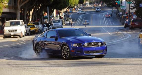 Ford Mustang Mach 1 para 2015