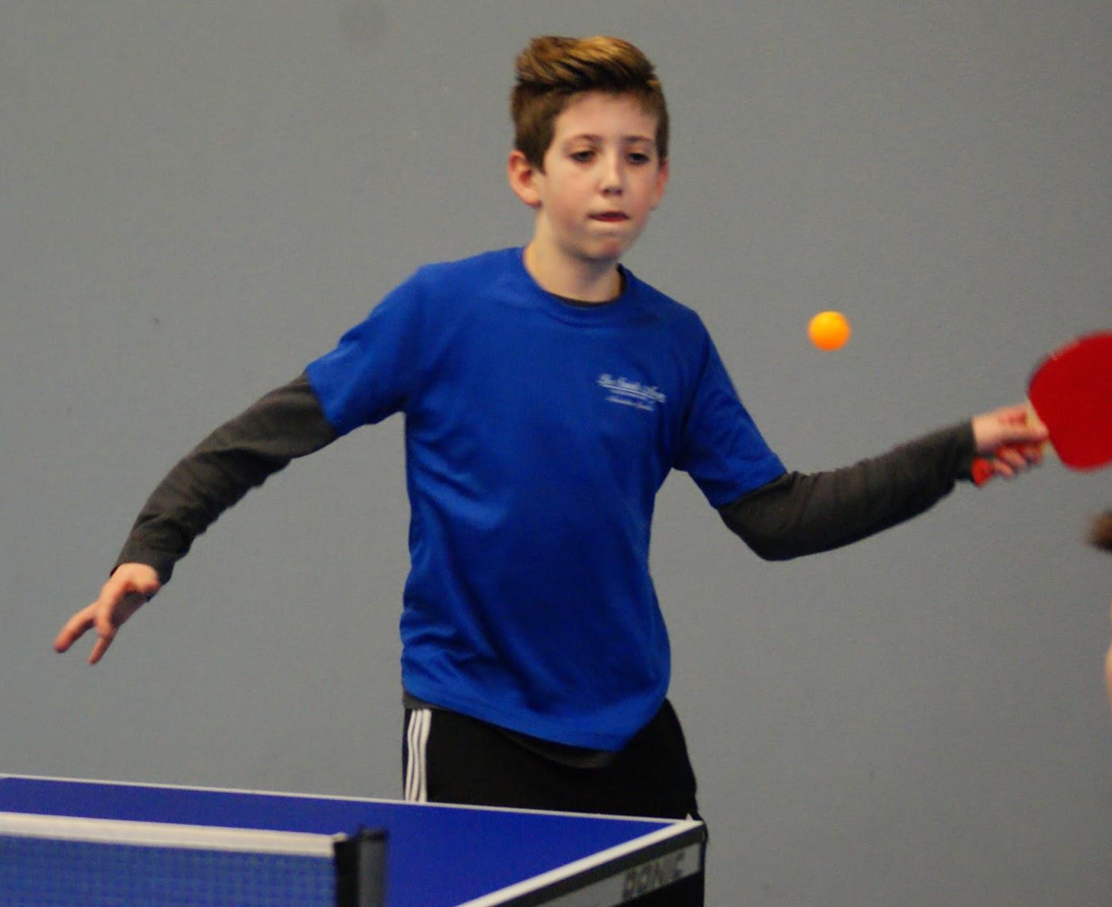 Association sportive tennis de table - Julien lacroix tennis de table ...