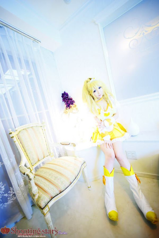 CosRain.Com Sakuya's COSPLAY -  Cure Beauty