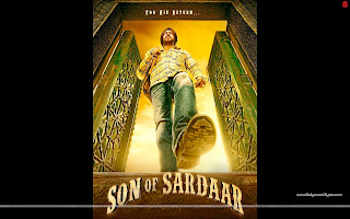Son Of Sardaar HD Wallpaper Ajay Devgn