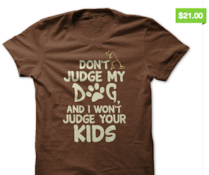 Dogs are Like Our Kids