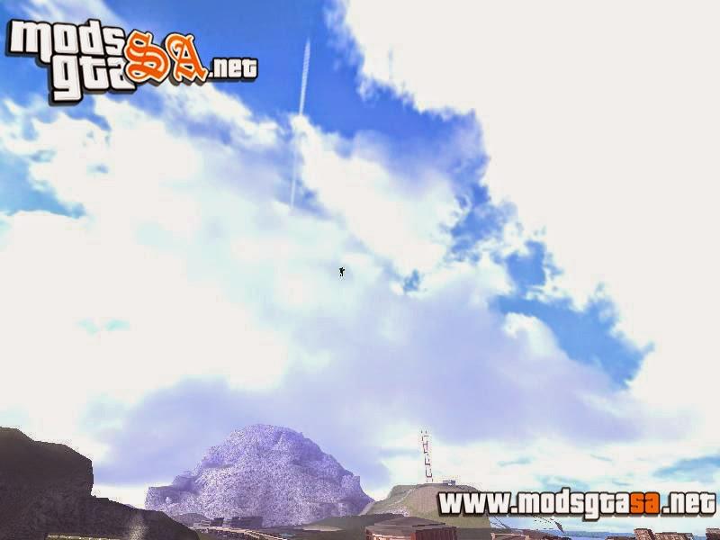SA - Skybox Ultra Realista (Céu Realista)