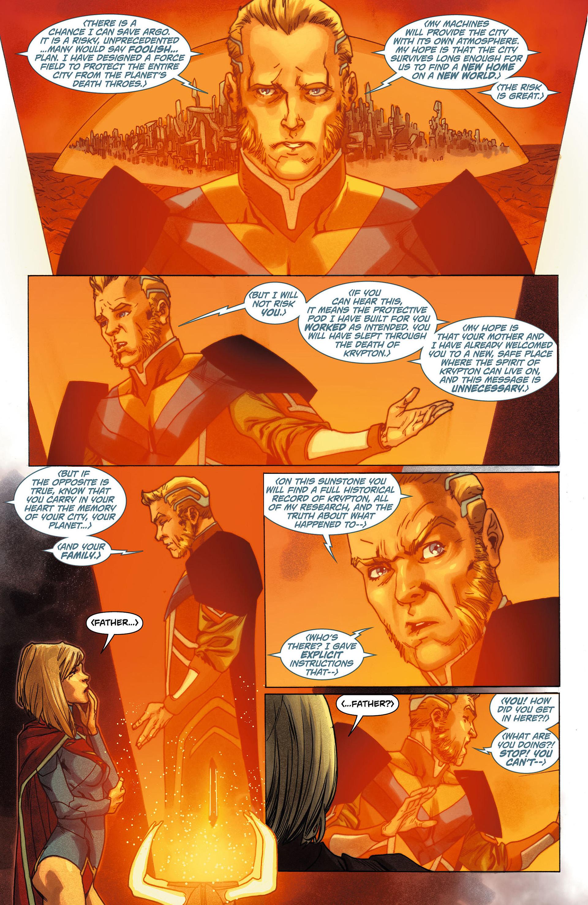 Supergirl (2011) Issue #5 #7 - English 10