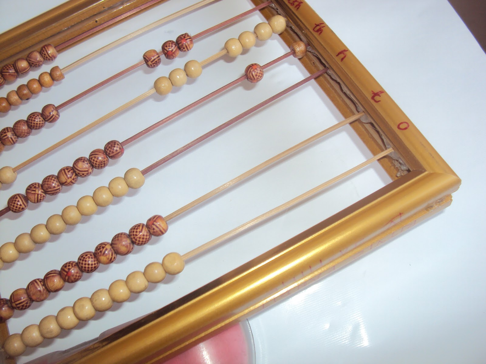 In Art And Design DIY Wooden Abacus School Project Tutorial