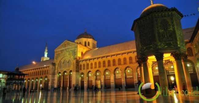 Masjid Agung Umayyad