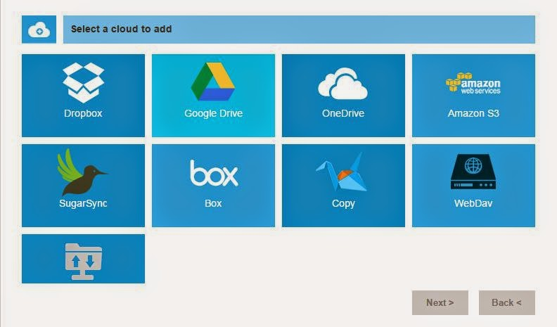 Dropbox (2GB) + Google Drive (15GB) + OneDrive (15GB) + Box (10GB) + Copy (15GB) gives a total space of a whopping 57GB ! Consider all the bonus space that ...  sc 1 st  Dhunkaraahaa & Get 100 GB of Online Storage Space with MultCloud | Dhunkaraahaa