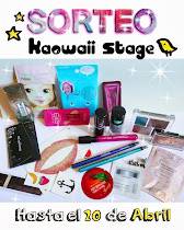 "Sorteo en ""Kaowaii Stage"""
