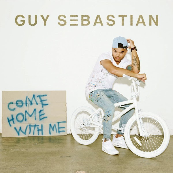 Guy Sebastian - Come Home With Me - Single Cover
