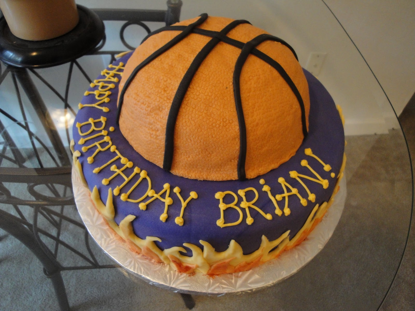 Birthday Cakes Phoenix ~ Sugar and spice and everything iced phoenix suns