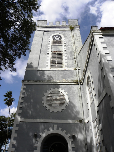 St. Mary's Church Bridgetown