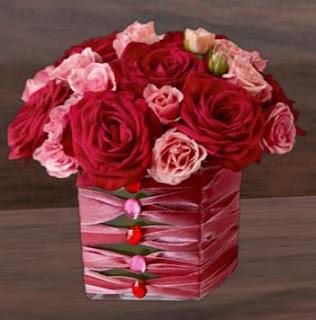 San Valentin, Regala Flores