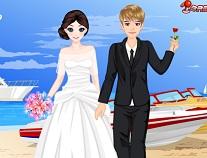لعبة يخت الزفاف