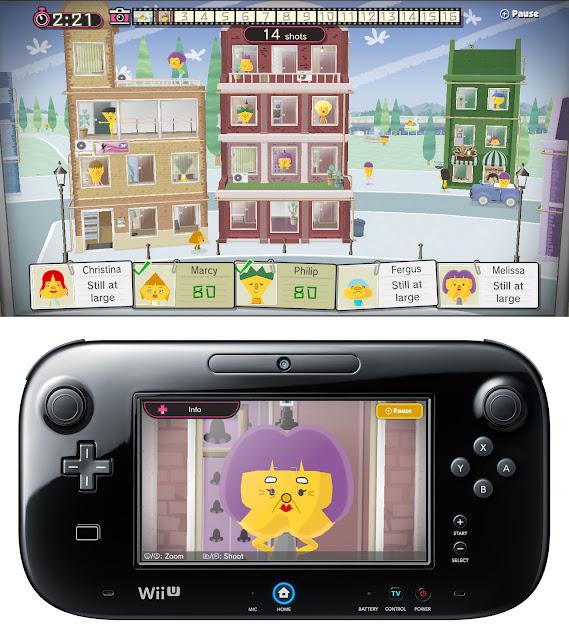 เกมส์ Game & Wario WiiU
