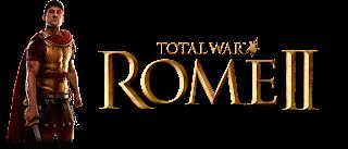 rome total war ii logo Total War: Rome II   Logo & Screenshots