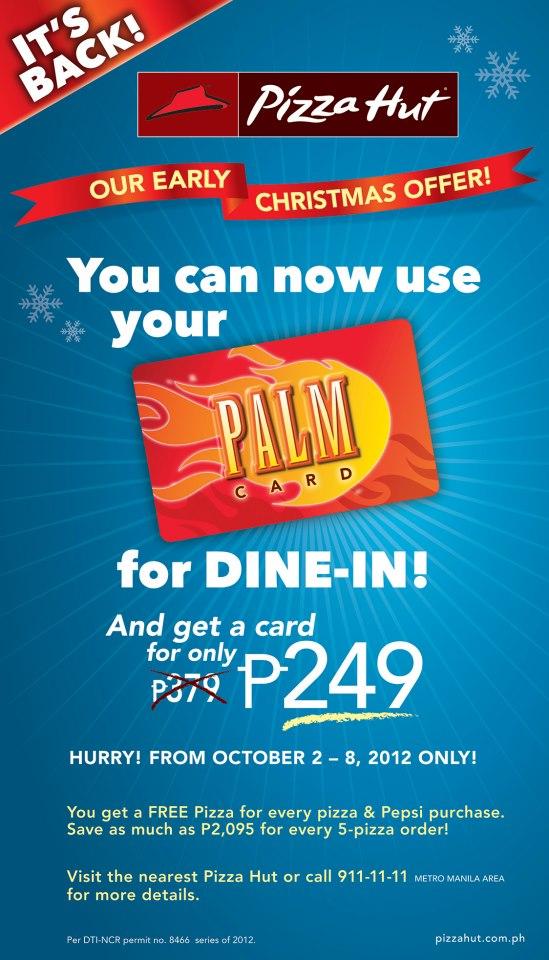 palm card size