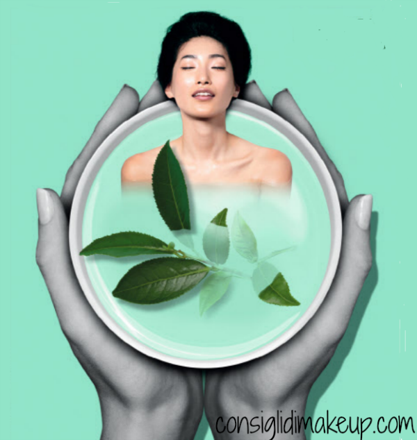 Preview: Fuji Green Tea - The Body Shop