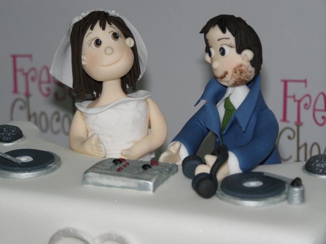 tarta de boda pastelería creativa fresa y chocolate blog mi boda gratis
