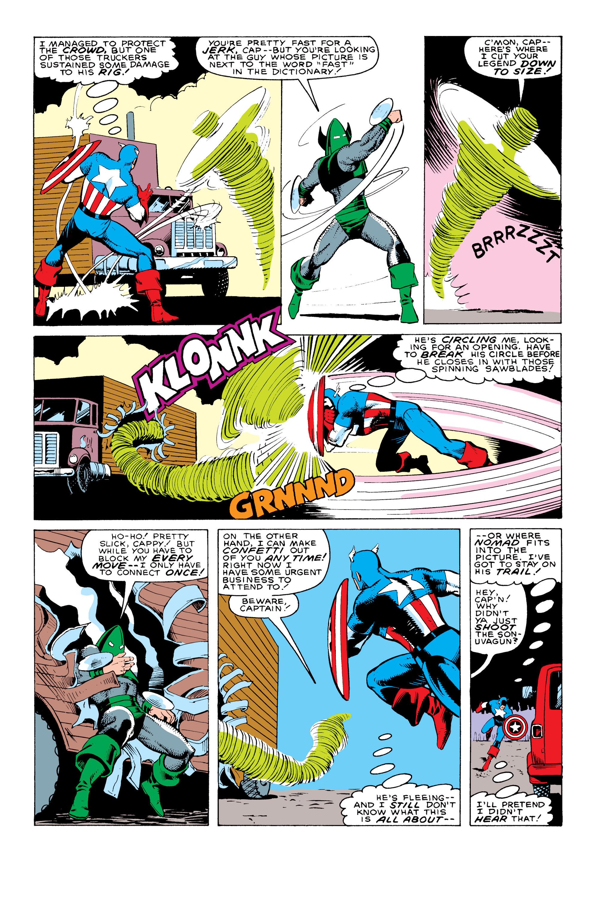 Captain America (1968) Issue #324 #253 - English 15