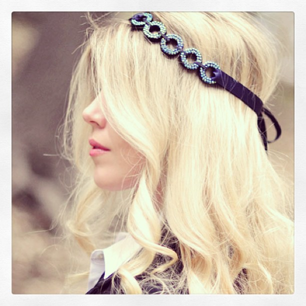 hair, long blonde hair, diy hair accessories