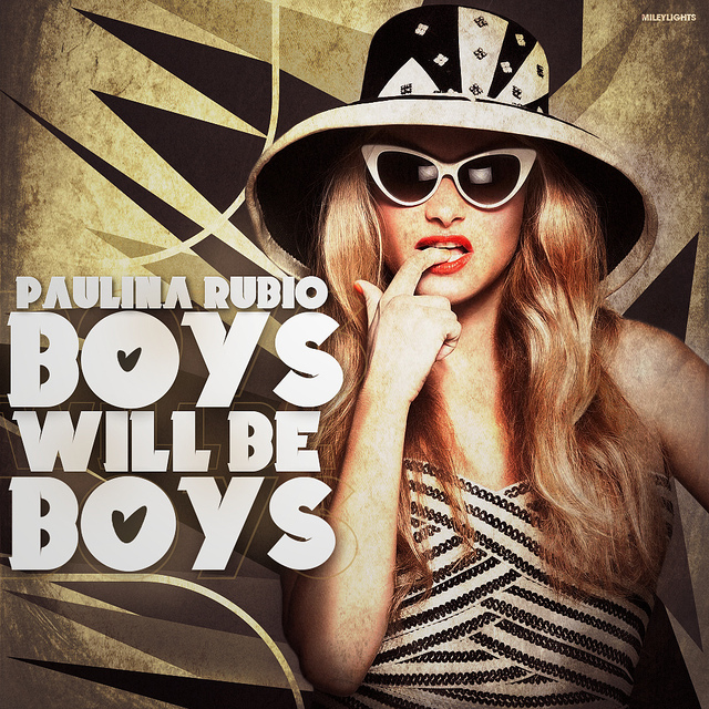 Download Paulina Rubio - Boys Will Be Boys MP3 Música