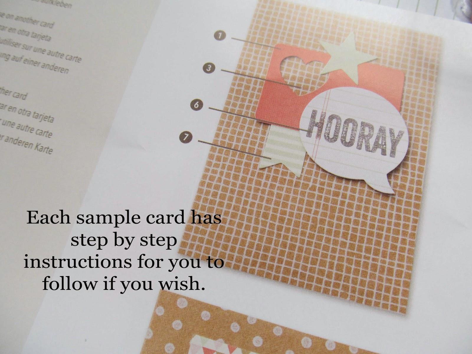 Jemini Crafts Cards to Go Class April 2014