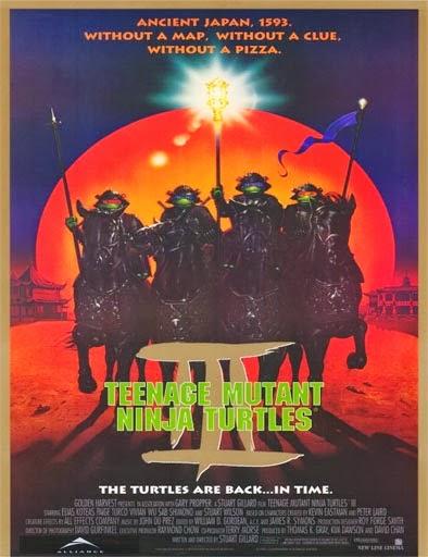 Ver Las Tortugas Ninja 3 (Teenage Mutant Ninja Turtles 3) (1993)