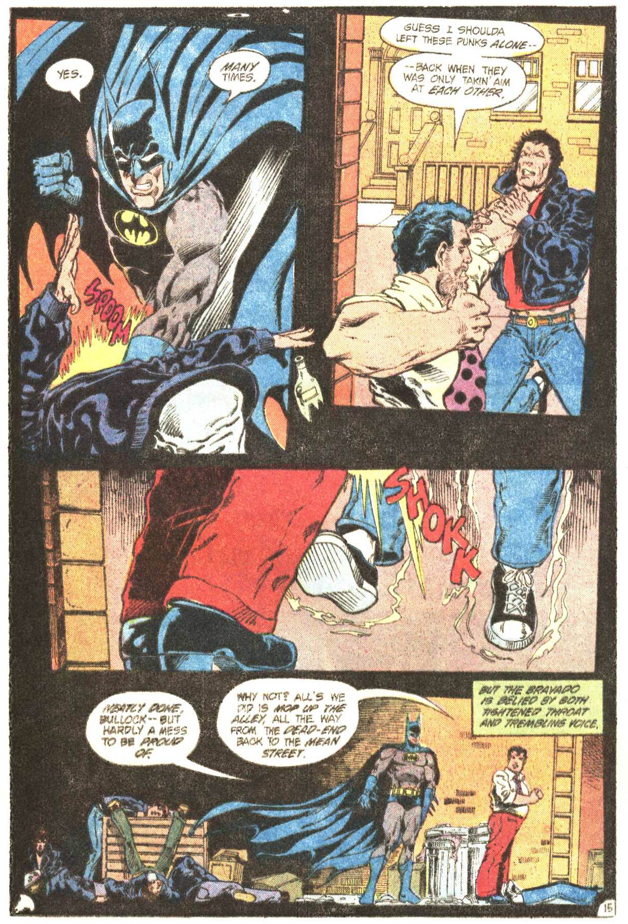 Detective Comics (1937) Issue #549 Page 17