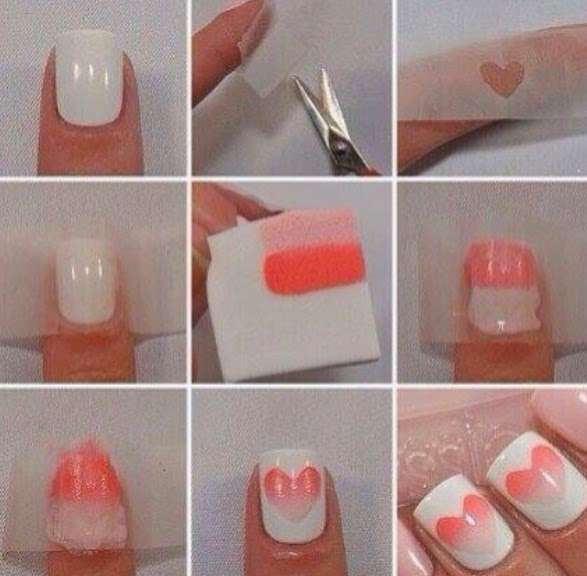 Nail Art Designs for Short Nails Step by Step
