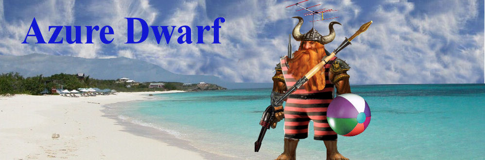 Azure Dwarf's Horde of SciFi & Fantasy