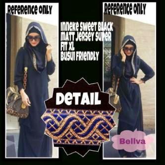Dress Inneke sweet black
