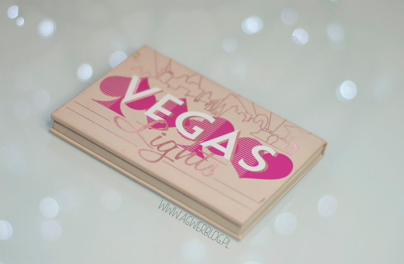 Vegas Lights Makeup Geek