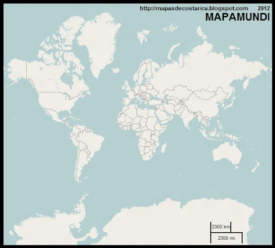 Mapamundi, OpenstreetMap