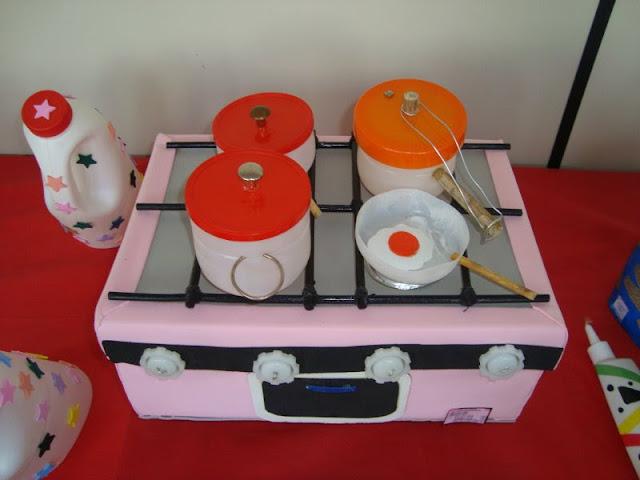 brinquedo reciclado