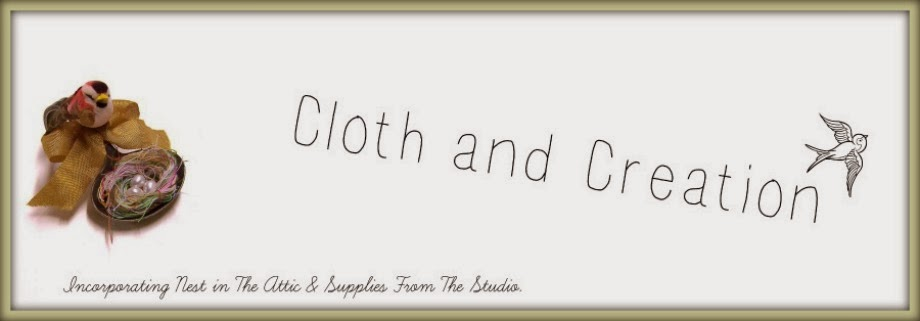 Cloth and Creation