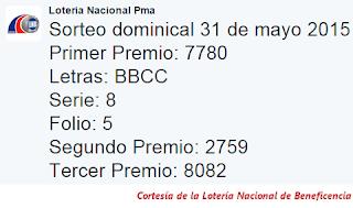 resultados-sorteo-domingo-31-de-mayo-2015-dominical