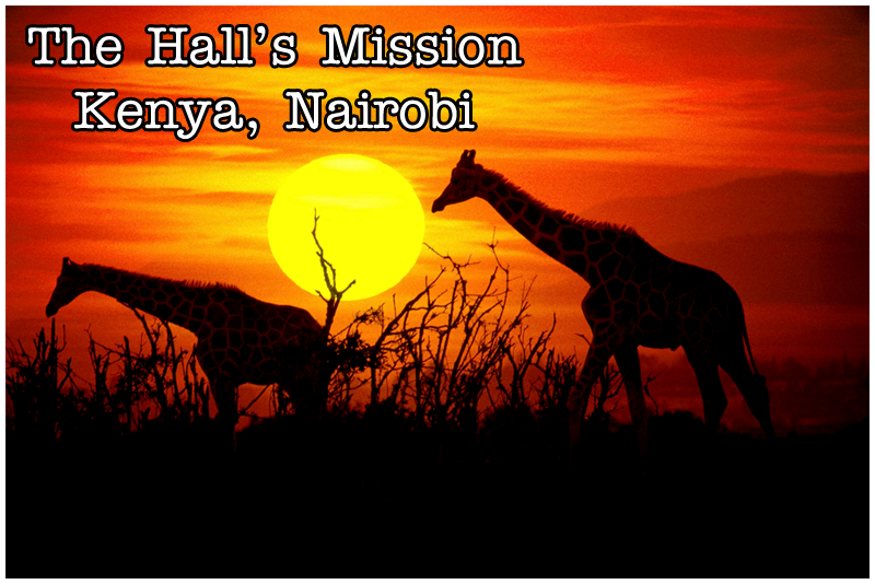 Hall&#39;s African Mission