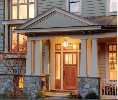 Fachadas de casas piedras para fachadas de casas modernas - Tipos de piedras para fachadas ...