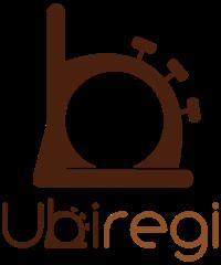 ユビレジのロゴ