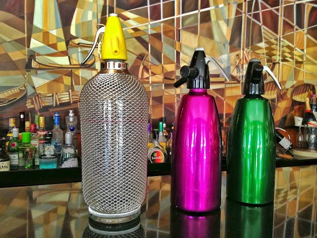 sifões vintage, mixologia, vintage bartender