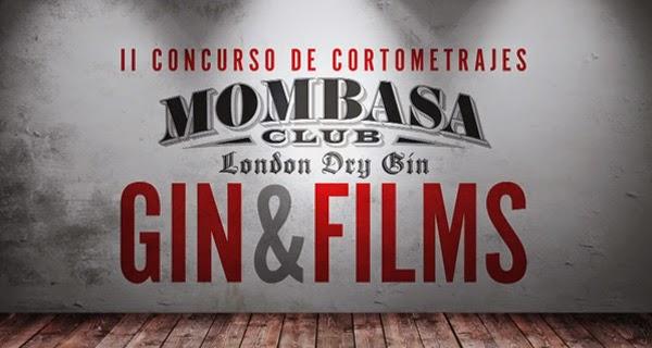 Gala Mombasa, GIN & FILMS: El tributo cinéfilo al Gin Mombasa