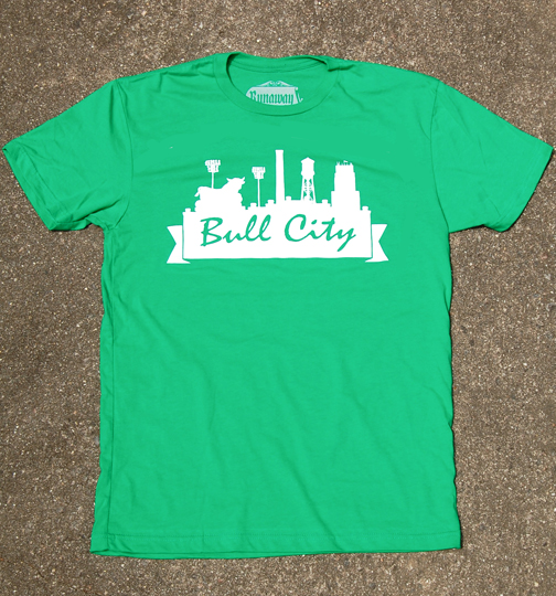 durham bull city skyline t shirt porkfriednews