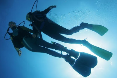 Buceo Piscina de buceo más profunda del mundo OCEANUS 51 a punto de salir   Grösstes Tauchbecken der Welt in Planung   Calpe (Costa Blanca)