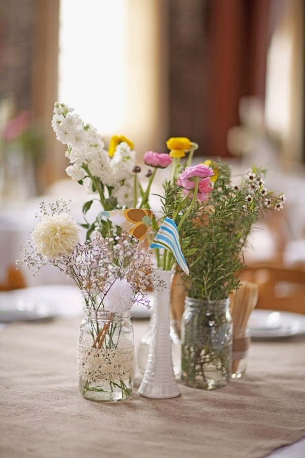 Rustic wedding centerpieces stuff ideas