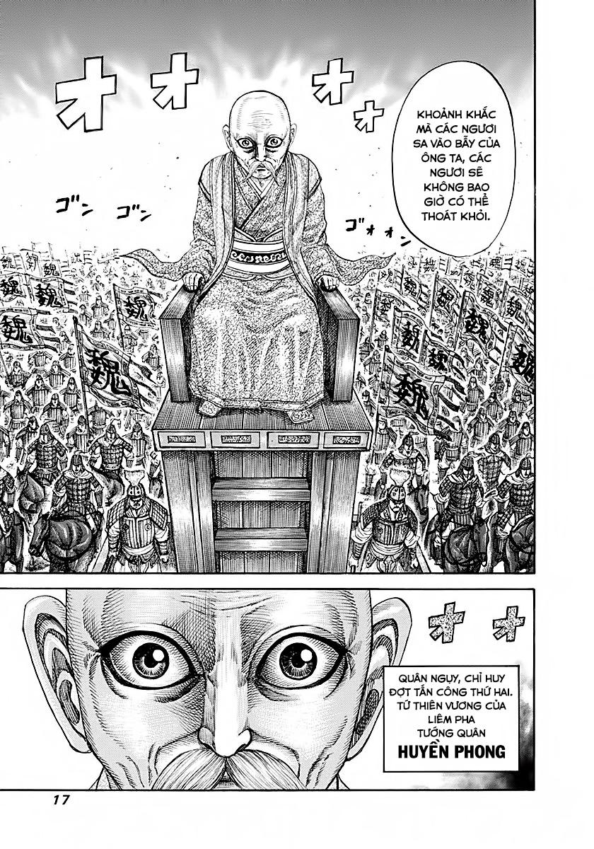 Kingdom – Vương Giả Thiên Hạ (Tổng Hợp) chap 207 page 16 - IZTruyenTranh.com