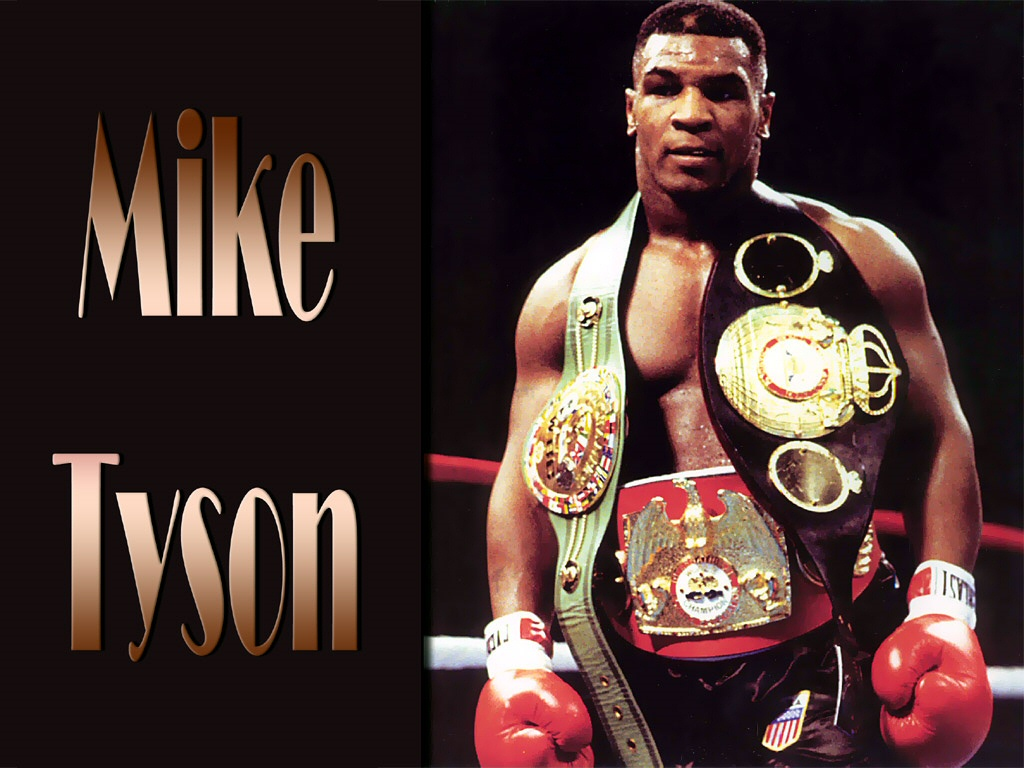 Mike Tyson Wallpapers