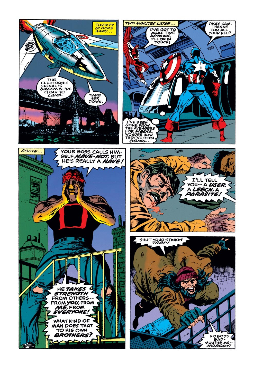 Captain America (1968) Issue #418 #367 - English 19