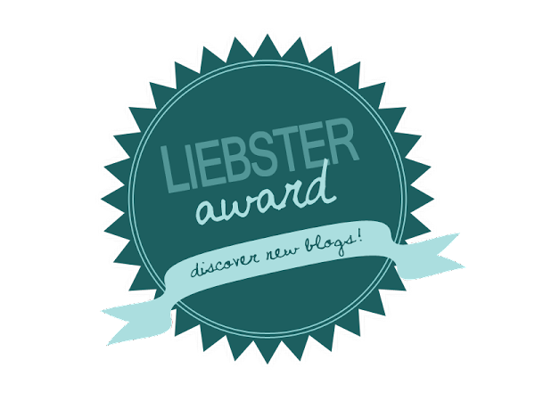 Liebster Blog Award 2015