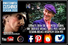 THE LOST PETER CUSHING BBC SHERLOCK HOLMES EPISODES