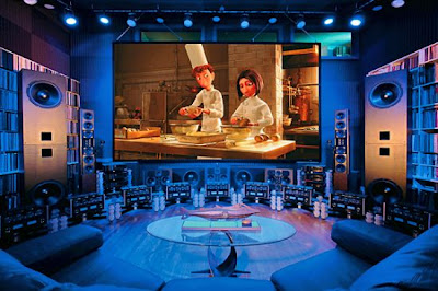 home theater store