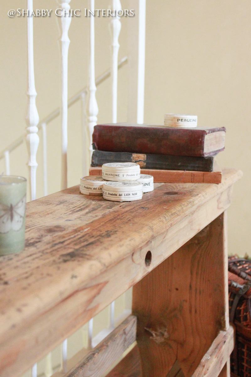 Trasformare un angolo di casa - Shabby Chic Interiors